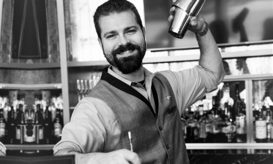 Scott Beebee Bartender at JW Marriot Nasville